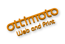 3D Graphic Ottimoto - Web and Print Text