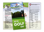 International Fluid Power Society of Australia - Golf Day Flyer 6pp DL