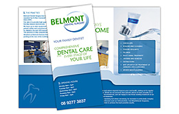 Belmont Dental Surgery - Flyer 6pp DL