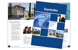 Seychelles International Business Authority - Brochure, Folder